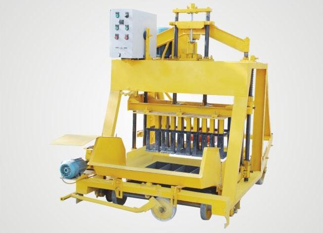 manufacturers of Bricks Machines in India,Egg laying Type concrete block Machines