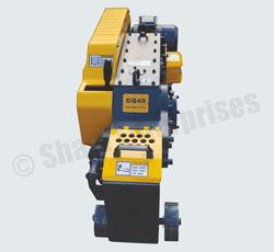 manufacturers of Bar Bending and Bar Cutting Machine in India,Bar cutting Machine 42mm