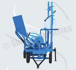 manufacturers of Mixers in ,Mixer with Winch