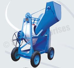 manufacturers of Mixers in ,12/9 Concrete Mixer (One and Half Bag Concrete Mixer)