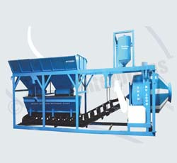 manufacturers of Mixers in ,Fully Automatic Batching Plant