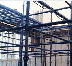 manufacturers of Scaffolding in India,Cuplock Scaffolding