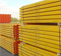 manufacturers of Scaffolding in India,Wooden H Beams