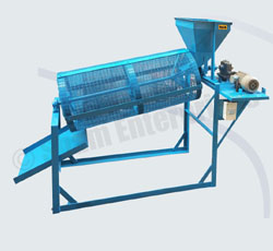 manufacturers of Screening Machines in India,Rotary / Motorized