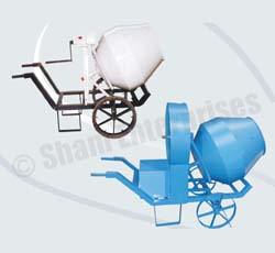 manufacturers of Mixers in India,Hand Mixer Non Tilting Type (Half Cement Bag Capacity)