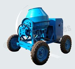 manufacturers of Mixers in ,10/7 Concrete Mixer Hand Feed