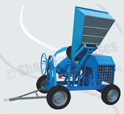 manufacturers of Mixers in ,10/7 Hydraulic Concrete Mixer