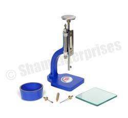 manufacturers of Testing Equipments in India,Vicat Apparatus